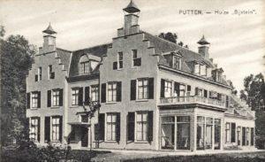 Afb. 4. Huize Bijstijn in Putten, woonhuis van het burgemeestersgezin Van Geen, foto part. coll.