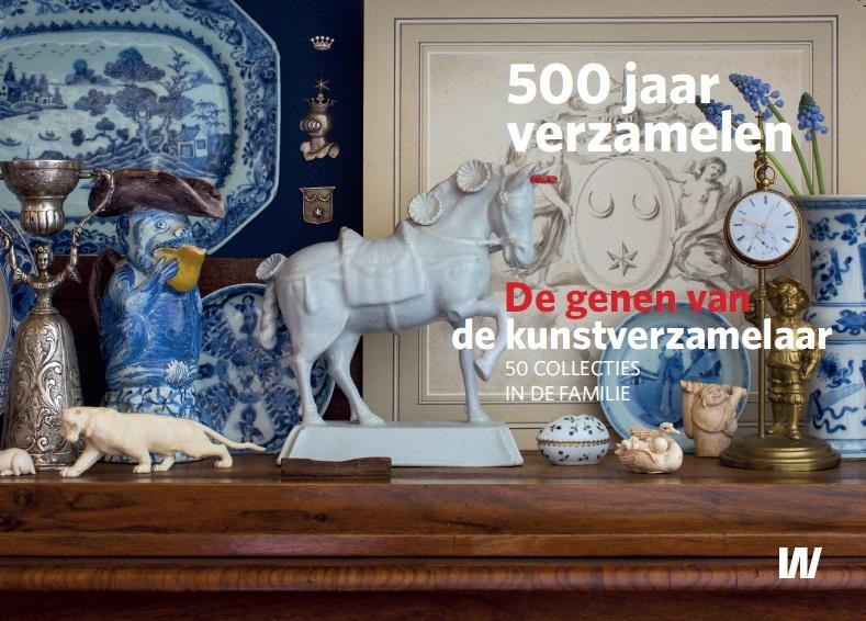 Afb. 7. 'De genen van de kunstverzamelaar. 500 jaar verzamelen.' door Jacob Six verschijnt op 4 juni en wordt uitgegeven door Uitgeverij Waanders & de Kunst