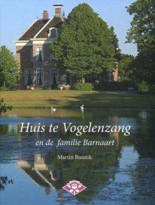 Afb. Huis te Vogelenzang en de familie Barnaart door Martin Bunnik.