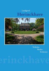 Afb. De voorkant van de publicatie over Herinckhave.