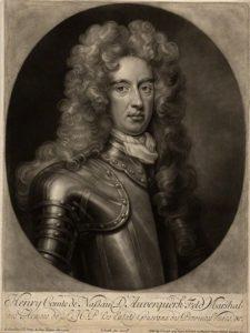 Afb. 2. Hendrik des H.R. Rijksgraaf van Nassau, heer van Ouwerkerk en Woudenberg (1640-1708), foto ©National Portrait Gallery (NPG D574).