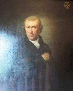 Afb. 3. Barent ridder van Lockhorst, heer van Toll, Venhuizen en Bonlez (1771-1831), coll. kasteel Heeswijk.