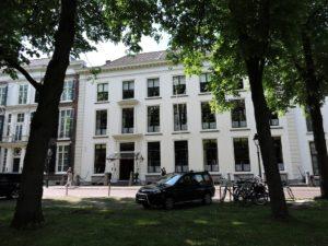 Afb. 3. De Groote Sociëteit Haagsche Club-Plaats Royaal aan het Lange Voorhout.