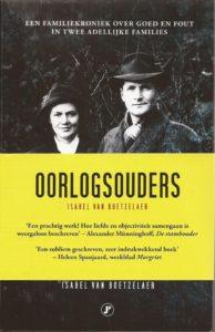 Afb. 2. De voorkant van het boek 'Oorlogsouders'.