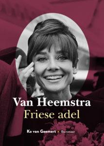 Afb. 2. De voorkant van het boek met de 'icoon van de familie', de filmster Audrey Hepburn.