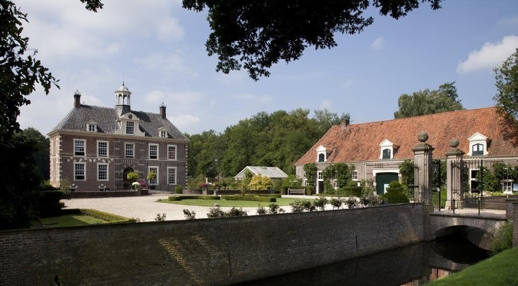 Afb. Kasteel Warmelo. Foto met dank aan www.kasteelwarmelo.nl.