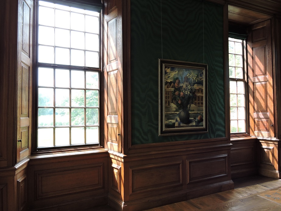 Afb. 1. Magisch licht en magisch realisme in kasteel Ruurlo.