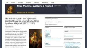 Lycklama a Nijeholt, website
