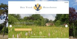 Treek Henschoten, webpagina