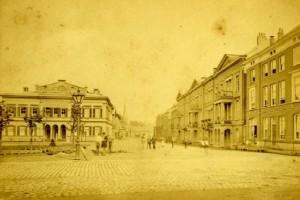 Verschuer, rechts woonhuis W.F.K. baron van