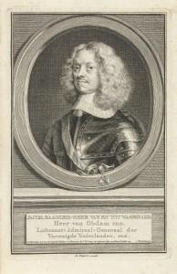Wassenaer, Jacob van, Houbraken