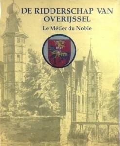 De Ridderschap van Overijssel, boek