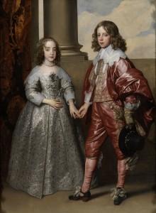 Dyck, Willem en Mary, Anthony van