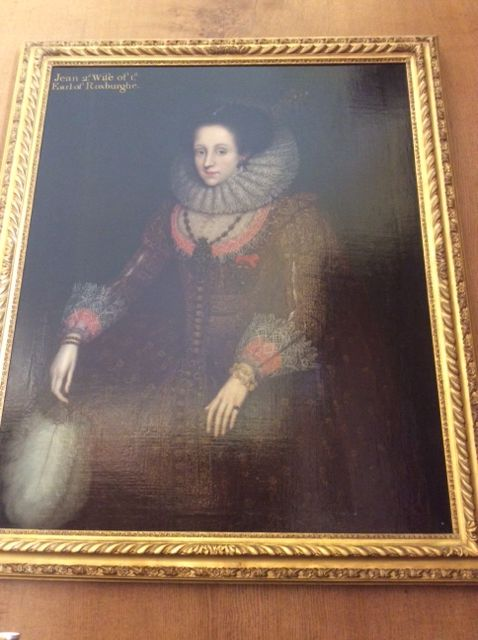 Roxburghe, 1st Countess of