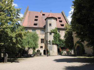 Sommerhausen, schloss