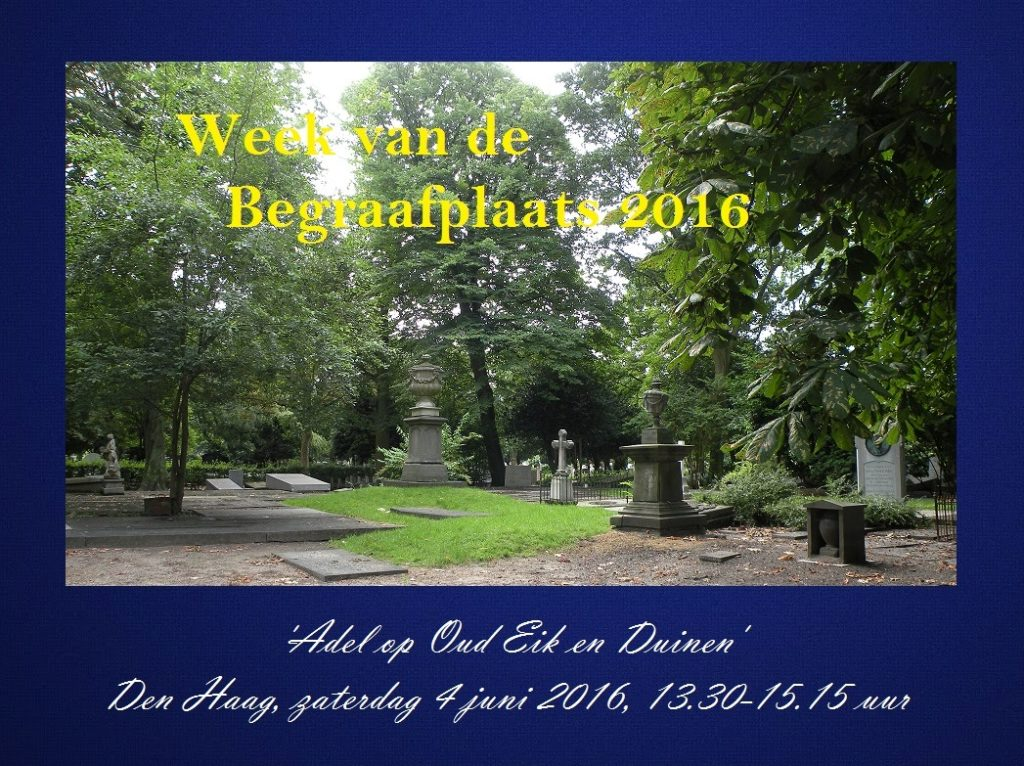 Adel op Oud Eik en Duinen, 2016