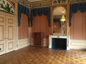 Afb. 3. Zaal in Huis Barnaart, foto met dank aan www.hendrickdekeyser.nl.