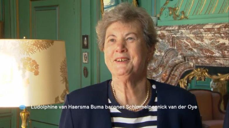 Haersma Buma-Schimmelpenninck van der Oye, Ludolphine van (2)