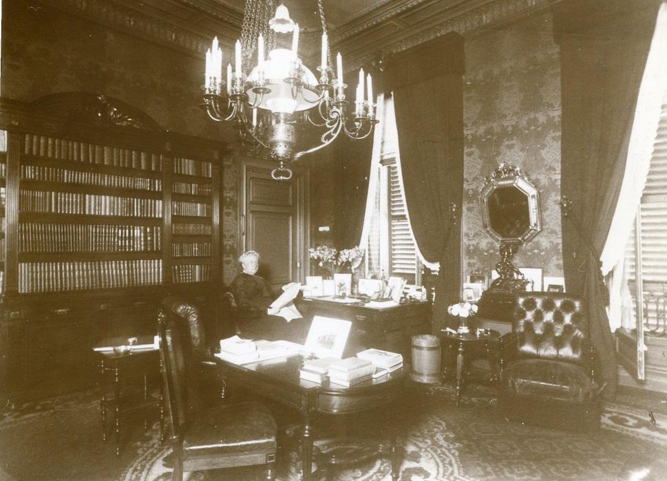 Wyck, bibliotheek