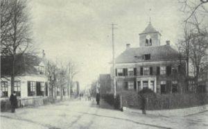 Afb. 1. Huize Alpha in Warnsveld omstreeks 1900, foto met dank aan Vereniging Hendrick de Keyser.