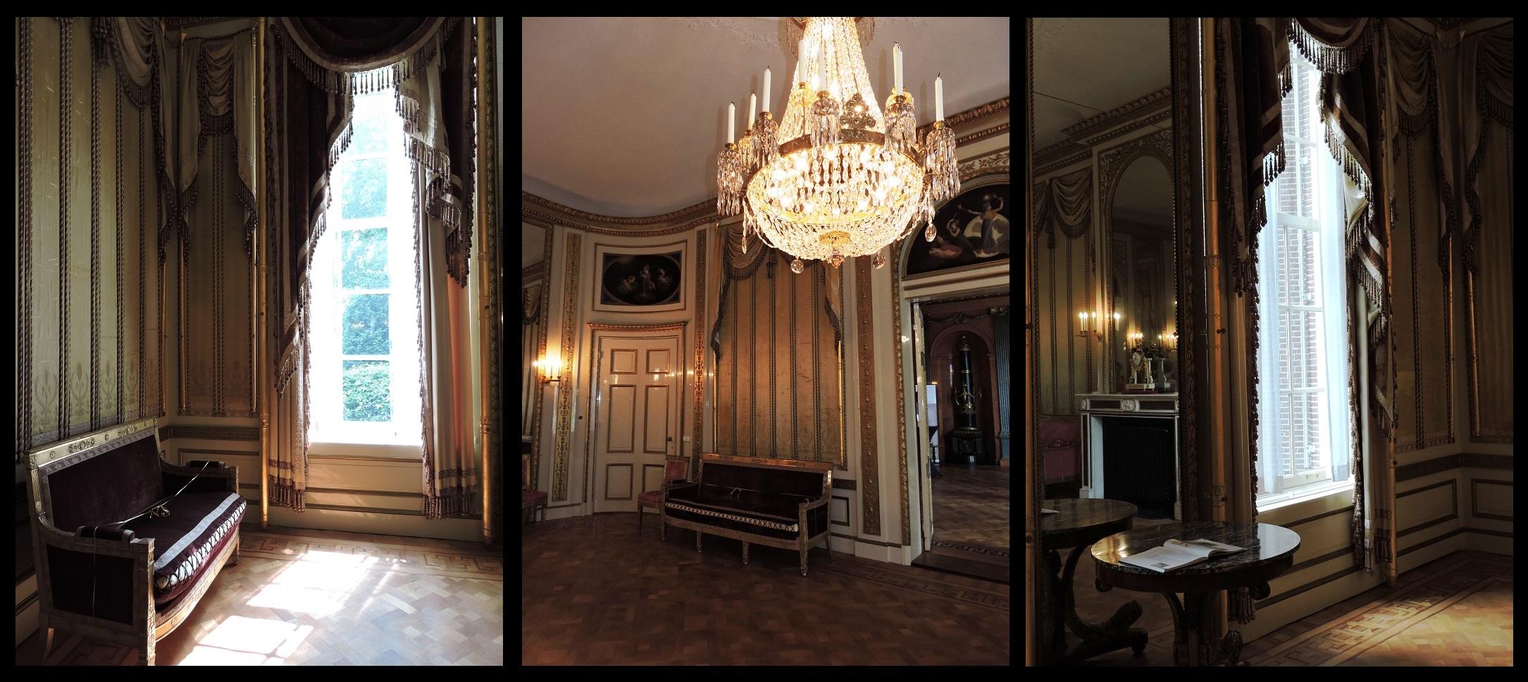 Afb. 4. De Gouden Zaal in Huis Barnaart.