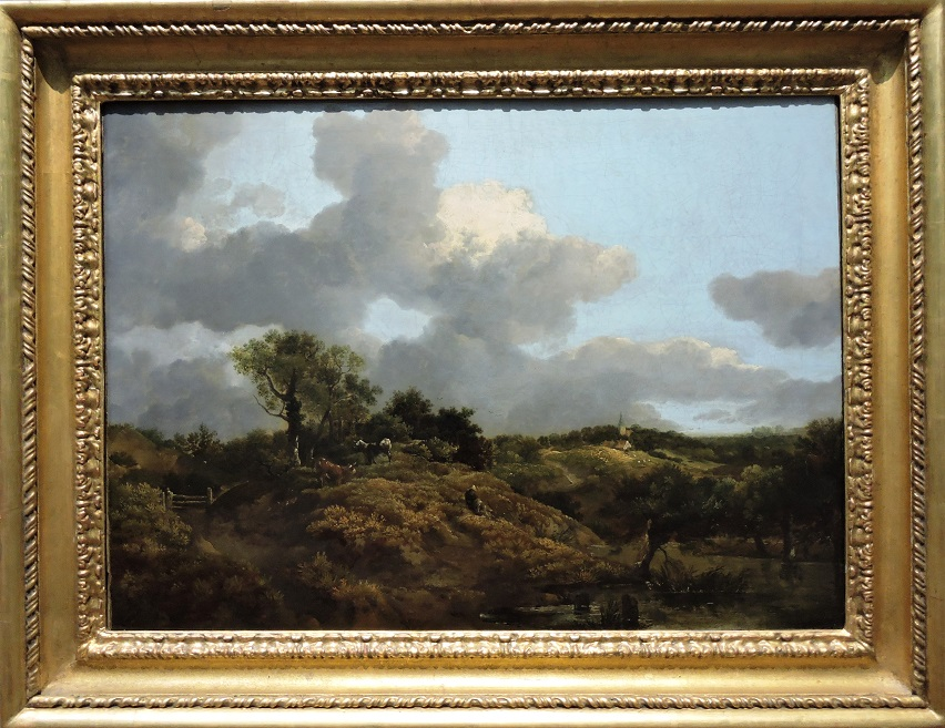 Afb. 4. Landschap door Thomas Gainsborough.