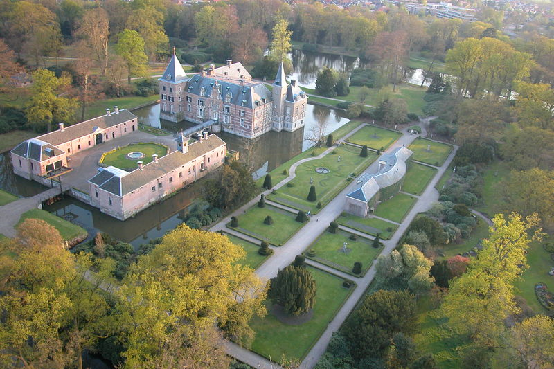 Afb. Kasteel Twickel in Delden, foto met dank aan www.twickel.nl.