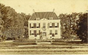 Afb. 2. Den Bramel in 1870, voor de grote verbouwingen, foto part. coll.