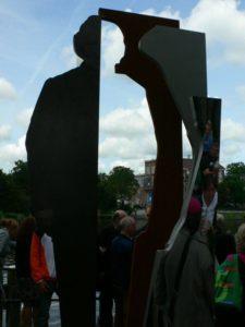 Afb. 1. Het beeld van Jacob van Lennep, foto met hartelijke dank aan www.skbl.nl.