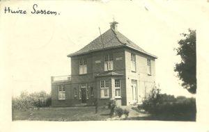 Afb. 4. Huize Sassem in Sassenheim, de burgemeesterswoning, foto met dank aan www.onbekendinnederland.nl.