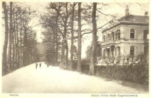 Afb. 2. Frisia State in Zwolle, foto part. coll.