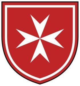 Afb. 2. Het logo van de Orde van Malta.
