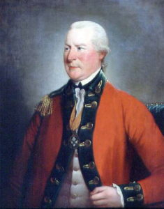 Afb. 4. Sir James Pringle of Stichill, 4th Baronet (1726-1809), luitenant-kolonel en parlementslid. Foto met dank aan www.clanpringle.co.uk.