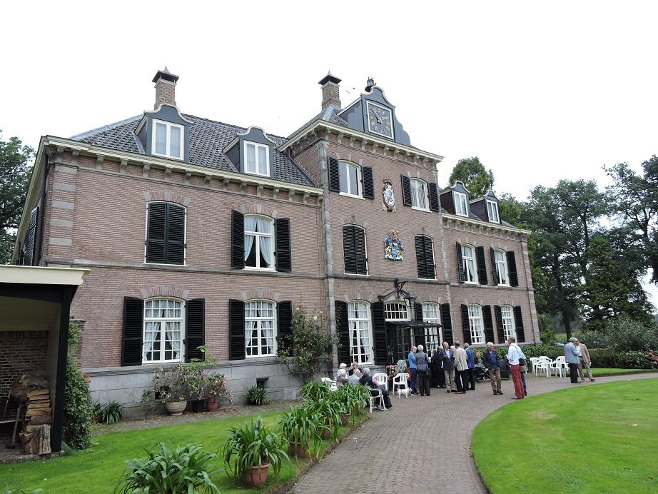 Afb. 1. Schoonheten, familiebezit van de Bentincks sinds het begin van de 17e eeuw.
