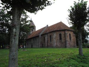 Afb. 2. De Sint Magnus kerk in Anloo: de oudste kerk in Drenthe.