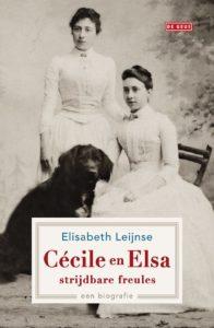 Afb. 1. De voorkant van 'Cécile en Elsa strijdbare freules'.