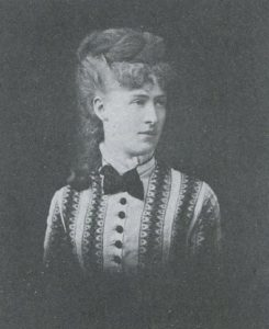 Afb. 2 Marie Heineken née jonkvrouwe Tindal (1849-1932). Foto part. coll.