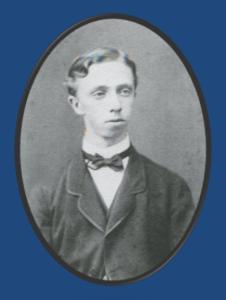 Afb. 2 Robert II Hertog van Parma (1854-1859), op 16-jarige leeftijd in 1864, vijf jaar nadat hij als regerende Hertog was afgezet bij de Italiaanse eenwording.