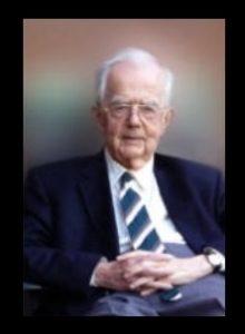 Afb. 1. Mr. W.M.J.A. Russel (1924-2016).