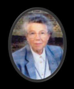 Afb. 3. Th.E.C.M. Russel née jonkvrouwe van Nispen tot Pannerden (1925-1999).