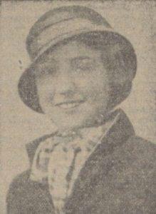 Afb. 14. Mejuffrouw Martine del Court van Krimpen.