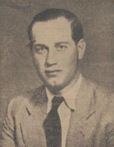 Afb. 8. Berno Freiherr von Cramm.