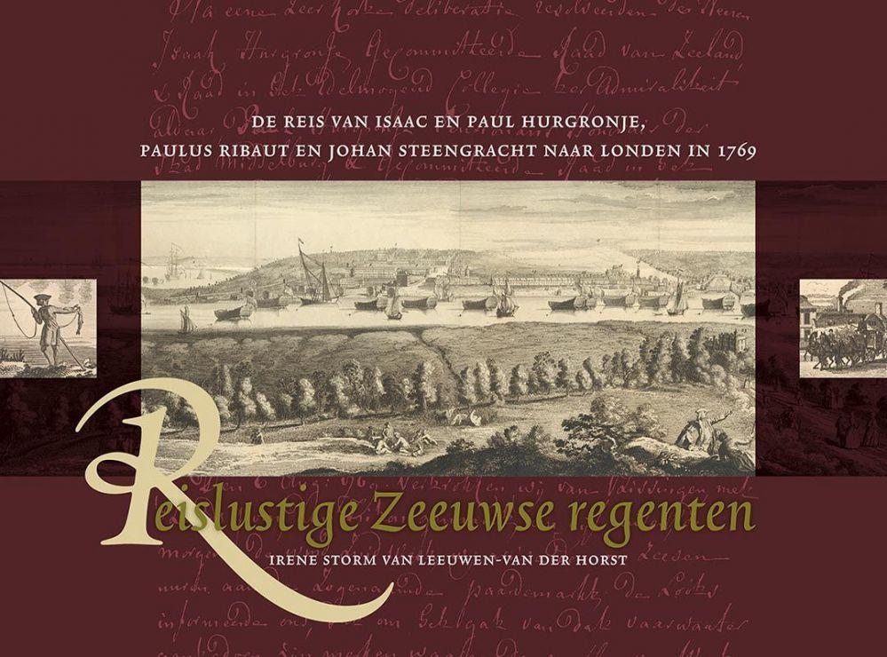 Afb. De voorkant van het boek. Foto met dank aan www.verloren.nl.
