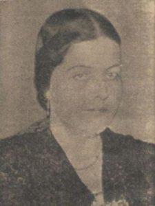 Afb. 15. Mejuffrouw Mies Rooseboom.