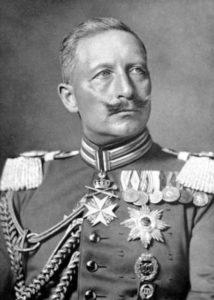 Afb. 2. Betovergrootvader Keizer Wilhelm II.
