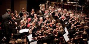 Afb. 3. Het Nederlands Studenten Orkest.