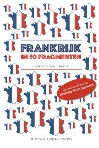 Afb. De voorzijde van het nieuwste boek van Caspar Visser 't Hooft.
