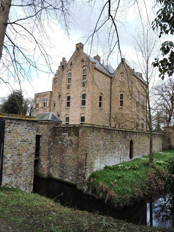 Afb. Kasteel Sypesteyn in Loosdrecht.