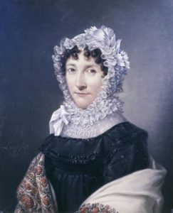 Afb. 3. Geertruida Helena Snoeck née Meynhardt (1777-1840). Portret part. coll.
