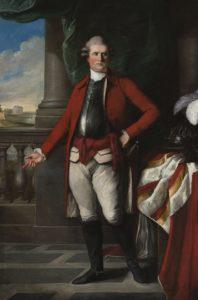 Afb. 2. Frederik Christiaan Reynhard des H.R. Rijksgraaf van Reede, 5th Earl of Athlone (1743-1808). Portret coll. k. Amerongen.